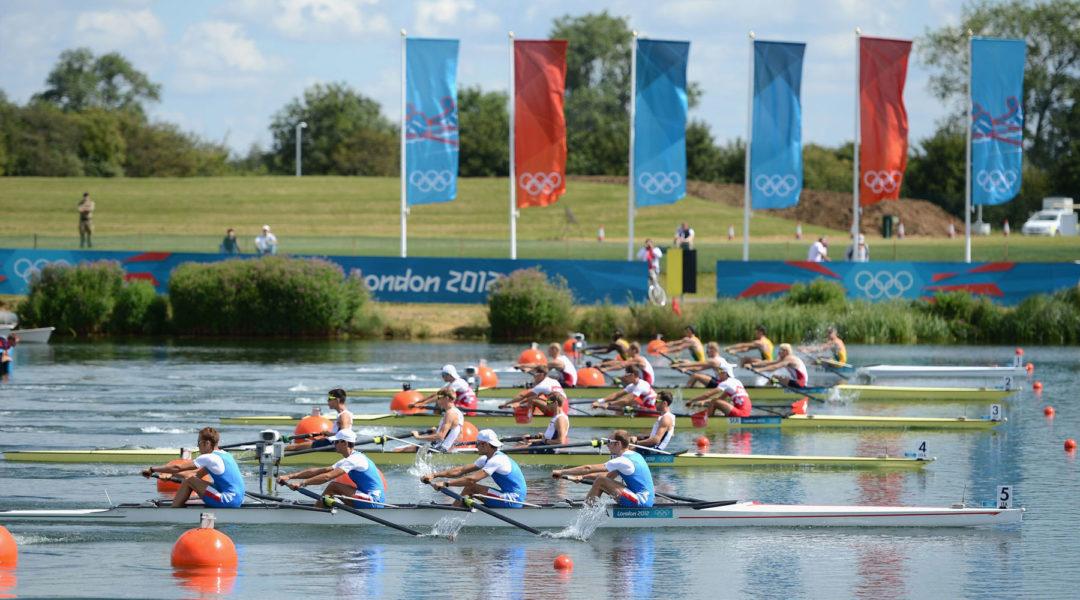 Rowing Venue – Eton Dorney