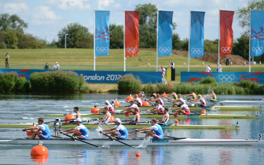 Rowing Venue – Eton Dorney