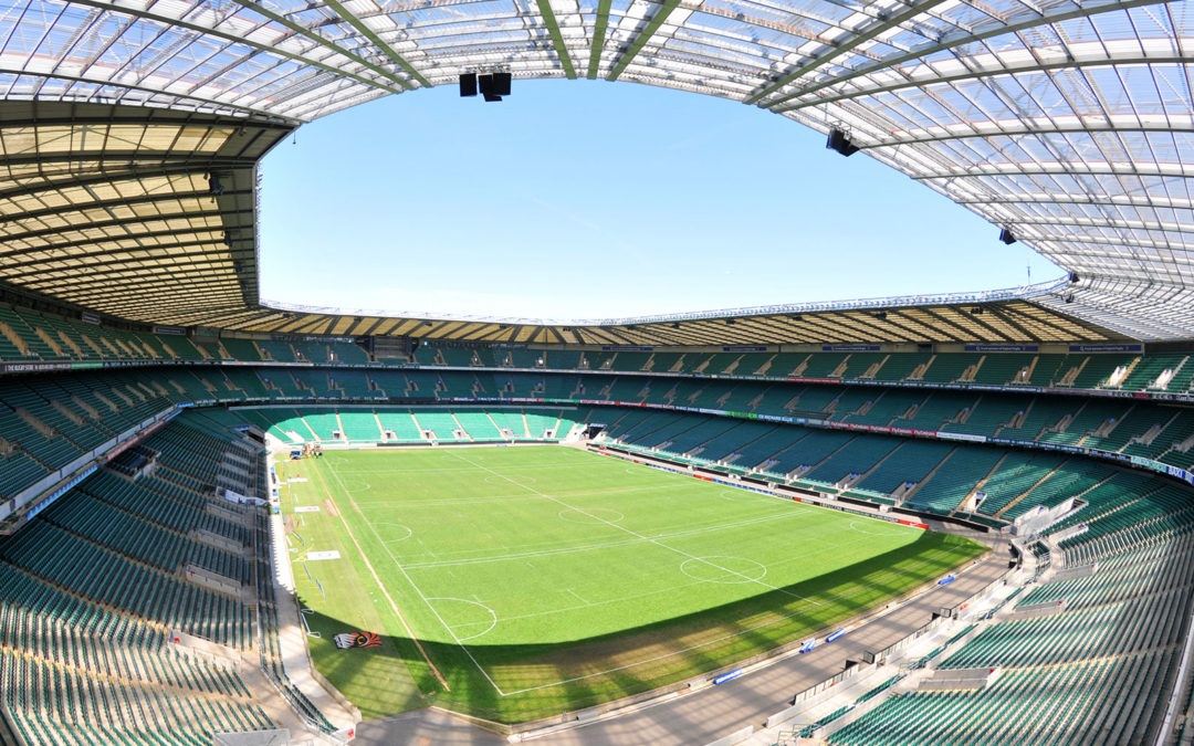 Twickenham Stadium – East Stand