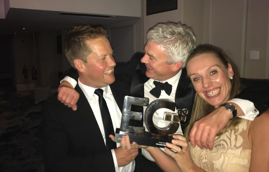 Wrenbridge Sport Win Regional Deal of the Year at this year's EG Awards