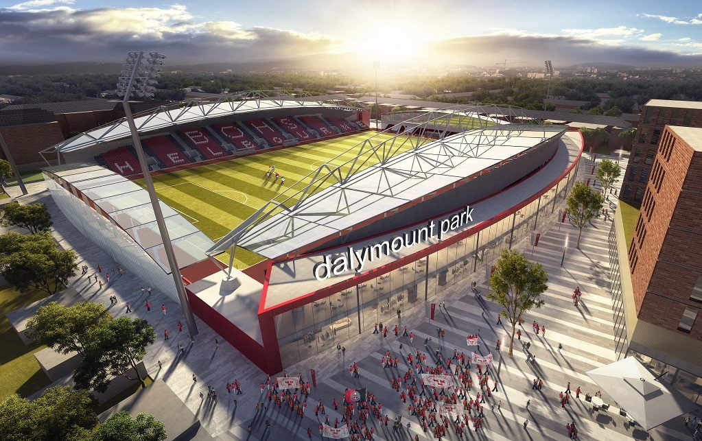 Dalymount Park Plans Move to Next Stage