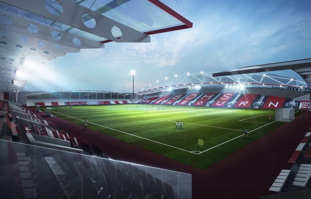 Dublin City Council announce plans for 6,000-seater stadium at Dalymount Park