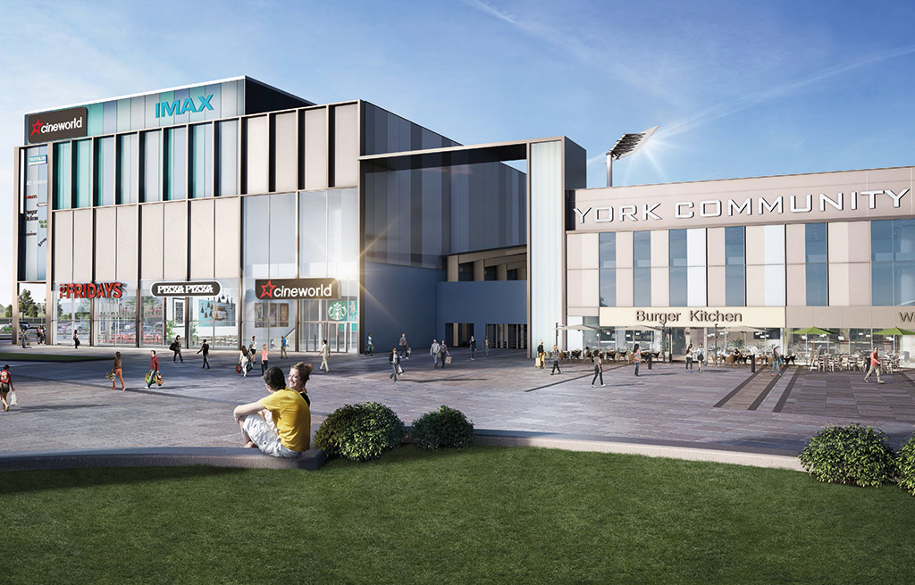 Wrenbridge Sport and L&G strike a deal with Hollywood Bowl Group in York